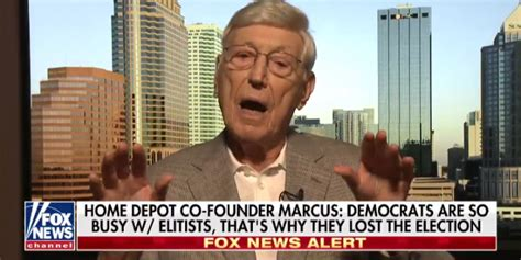 home depot co founder democrats don t brains joe