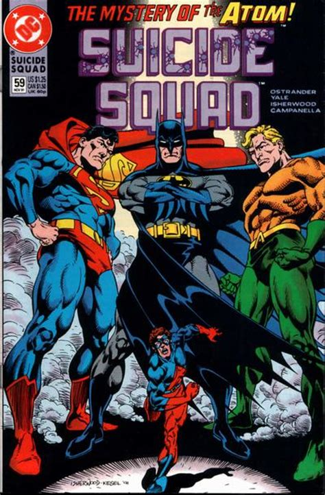 squad vol 7 the s hoard ostrander books squad vol 1 59 dc comics database