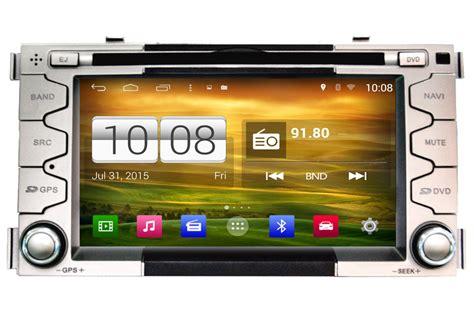 Kia Navigation Update Android Os Navigation Radio Player For Kia Soul 2008 2012