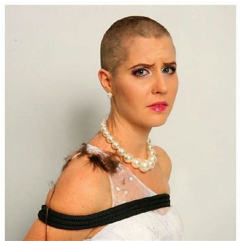 humiliation haircut 290 best images about buzzed or bald women on pinterest