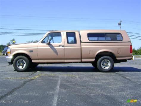 1994 Light Santa Fe Metallic Ford F150 XL Extended Cab