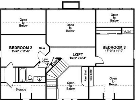 two bedroom loft floor plans small two bedroom house plans small house floor plans with loft simple small house floor plans