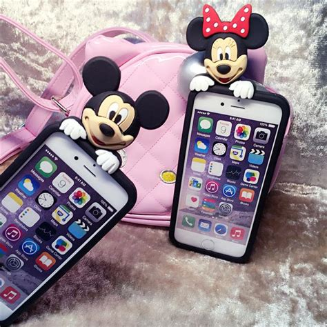 Mickey Mouse Disney A0692 Zenfone 3 Max 5 5 Print 3d new creative 3d mickey minnie mouse silicone rubber back cover smartphone for