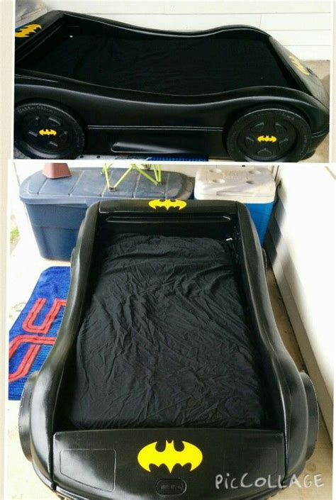 batmobile toddler bed toddler bed the o jays and little tikes on pinterest