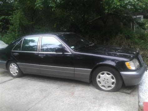 automobile air conditioning service 1995 mercedes benz sl class parental controls buy used 1995 s420 mercedes benz use for parts salvage or repair body in good condition in