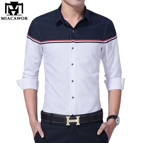 design your dress shirt aliexpress com buy 2017 new autumn men shirt fashion