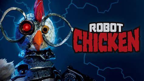 robot film on netflix is robot chicken 2005 2006 on netflix usa