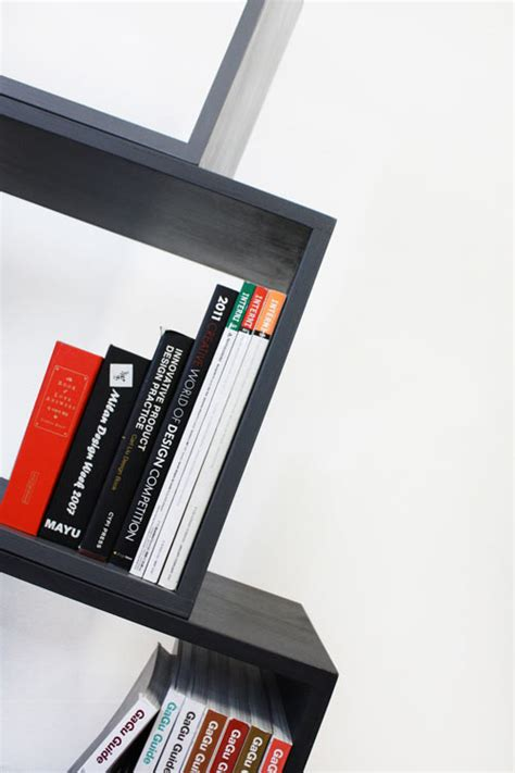 lean bookshelf by monocomplex design milk