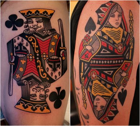 king of hearts tattoo meaning of clubs pictures to pin on