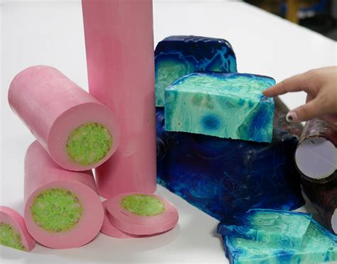 Lush Handmade Soap - i went to the lush factory in toronto and learned how to