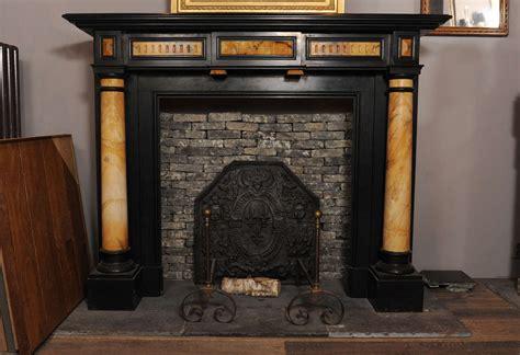 Revival Fireplace Mantel by A Large 19th C Renaissance Revival Marble