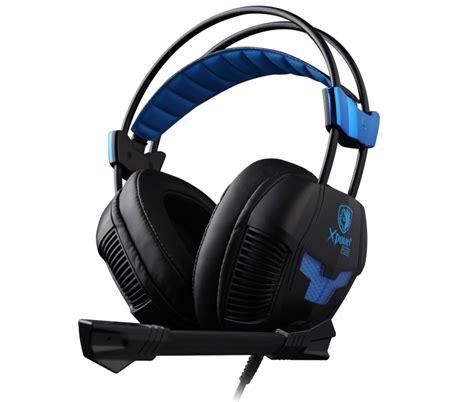 Headset Gaming Sades Xpower Plus sades xpower plus blossom toko komputer malang