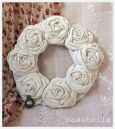 lovely rose wreath blog pics i love pinterest