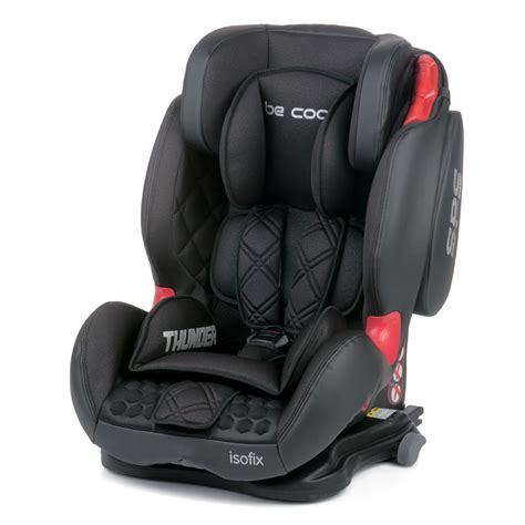 siege auto groupe 1 2 3 isofix inclinable si 232 ge auto thunder isofix meteorite groupe 1 2 3 de be cool