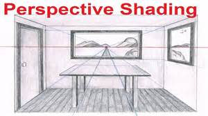 draw a room linear perspective drawing lesson 6 6 one point