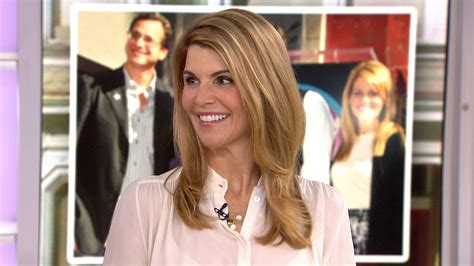 lori loughlin on dancing with the stars lori loughlin being on fuller house set was surreal