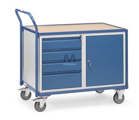 montaggio cassetti carrello di montaggio a 4 cassetti e 1 armadio cassettiera