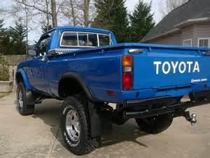 Toyota Tacoma 1980 Restored 1980 Toyota 4 215 4
