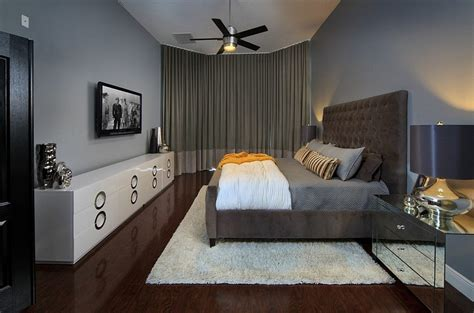 Masculine Bedroom Ideas, Design Inspirations, Photos And Styles