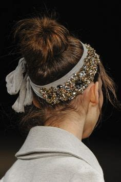 hairstyles with jeweled headband 18 ways to get your bangs out of your face more best