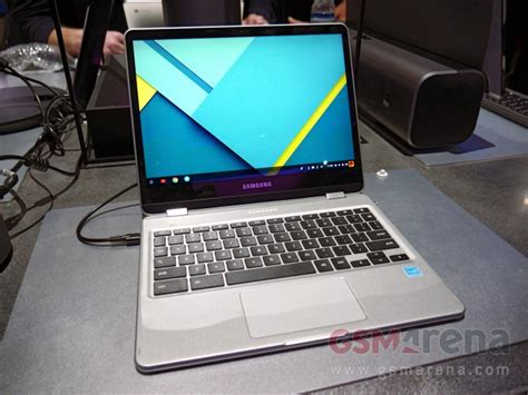 ces 2017 samsung chromebook pro on gsmarena
