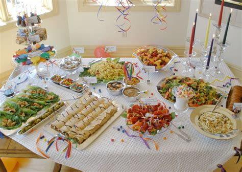 How To Host A Party For 150 Or Less Blog Readers Best Buffet Food Ideas For Adults