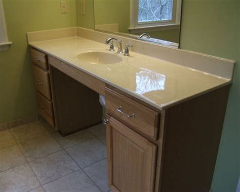 Handicap Accessible Bathroom Vanities Handicap Accessible Vanity Houzz