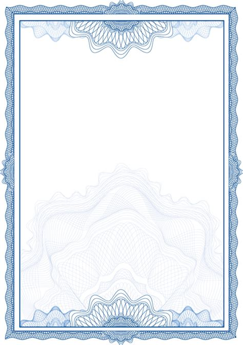 eps format borders 15 free vector certificate frame images certificate