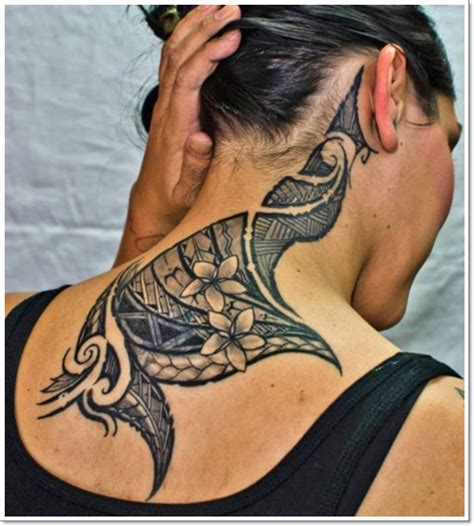 tribal back tattoos for women top 10 tribal tattoos articles ratta