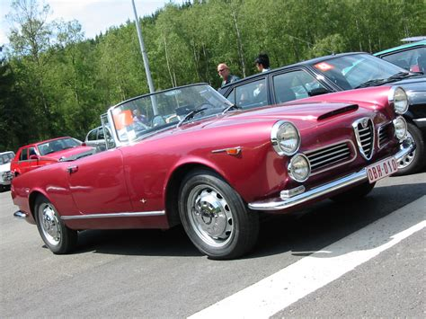Alfa Romeo 2600 Spider by Rank Alfa Romeo Car Pictures 1962 Alfa Romeo 2600 Spider