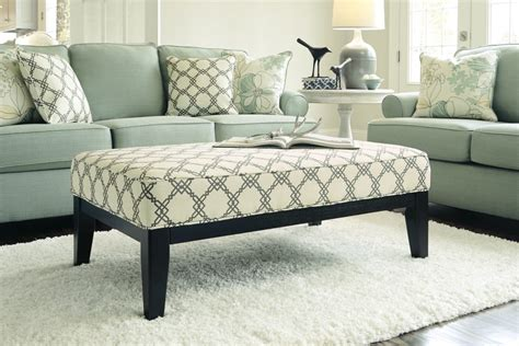 grey leather ottoman coffee table top furniture gray ottoman coffee table large round