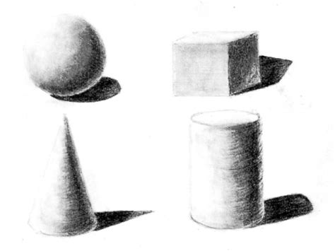 lshade shapes geometric shape shading brian cho
