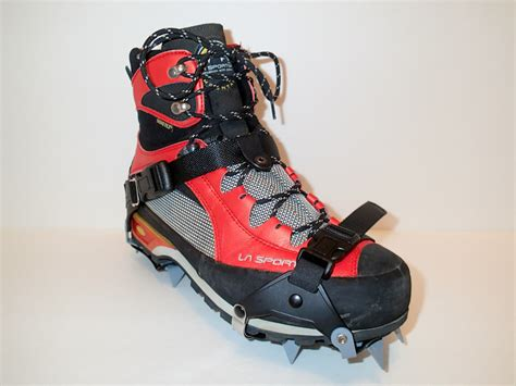 crampons  hiking boots emrodshoes