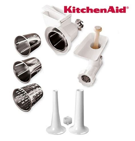 KitchenAid Stand Mixer Attachment Pack #2 Reviews