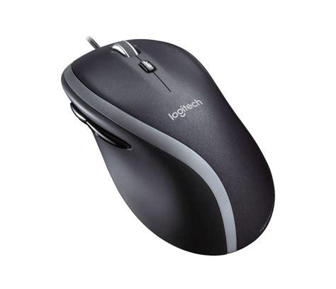 Mouse Logitech Wired m500 corded mouse logitech en us