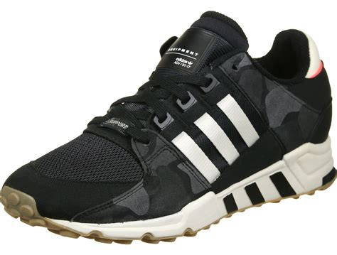 sneaker booties adidas eqt support rf shoes black