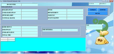 Mengembangkan Aplikasi Basis Data Menggunakan Visual Basic contoh program aplikasi penggajian karyawan pt hoyama menggunakan visual basic 6 0 hendri setiawan