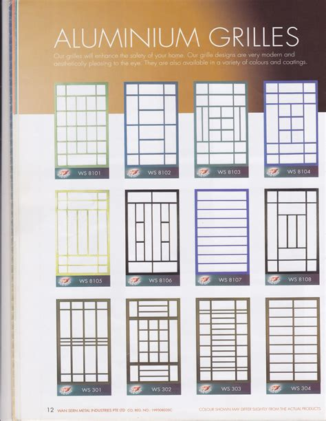house window grill design house window grill design catalogue modern house