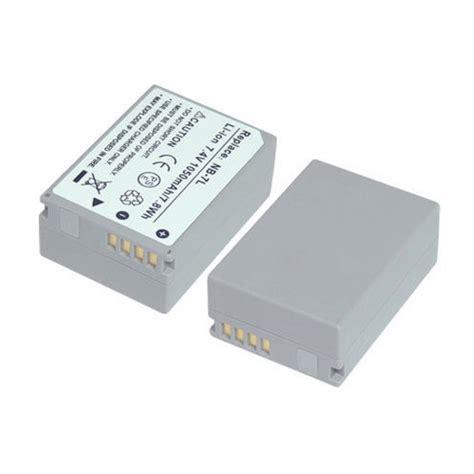 Baterai Kamera baterai kamera canon nb 7l gray jakartanotebook
