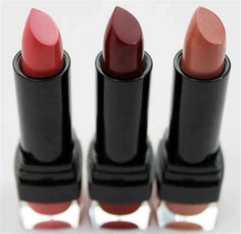 color nuance nuance by salma hayek color vibrance lipstick swatches