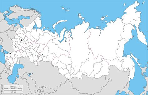 blank map europe and russia russia free map free blank map free outline map free
