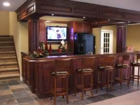 Finished Basement Bar Ideas Finished Basement Bar For The Home