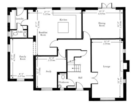 How To Design A House Floor Plan Design Homes Floor Plans Easy Floor Plan House Design