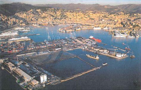 porti in liguria porti e infrastrutture liamento terminal