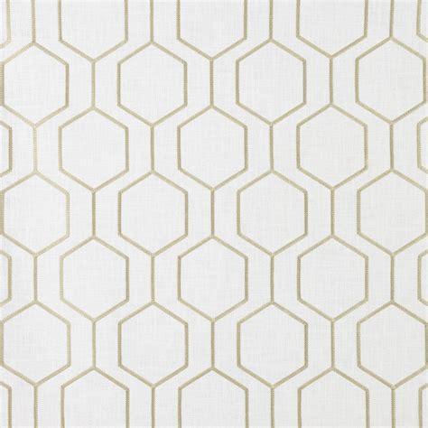 blinds in hexagone fabric green 24657113