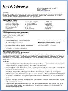professional resume sles for administrative assistant resume summary administrative assistant administrative