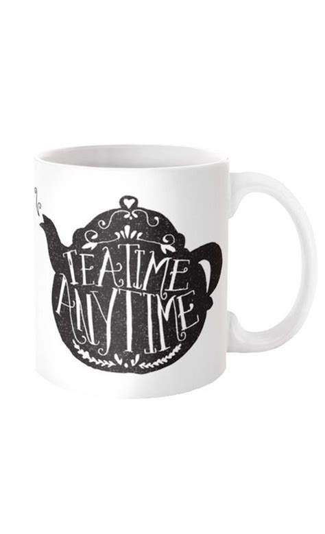 Coffee 4 Me Anytime by Tea Time Anytime Mug Coffee Tea Time Bar