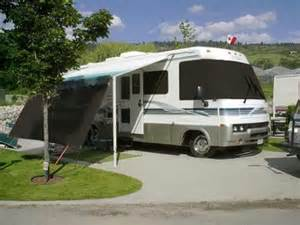rv solar shade privacy screens rv awnings classifieds