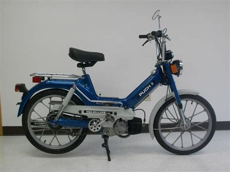 Mofa Puch by Restored 1978 Puch Maxi Luxe Sold Sunday Morning Motors