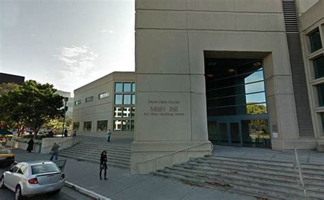 Santa Clara County Arrest Records Santa Clara County Sued For Unconstitutional Use Of Solitary Confinement Prison